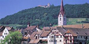 Bodensee-Ferienwohnung Radfahren Stein am Rhein