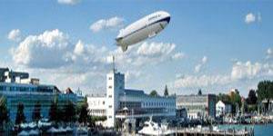 Ferienwohnung Bodensee-Ferienwohnung zepelinmuseum