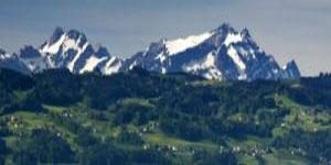 Bodensee-Ferienwohnung Säntis 2502m hoch